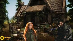 Prince Ivar and Princess Sonera new home