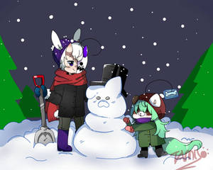 Merry (early) Christmax~
