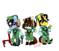 my suicide squad x'D (roleplay friend)
