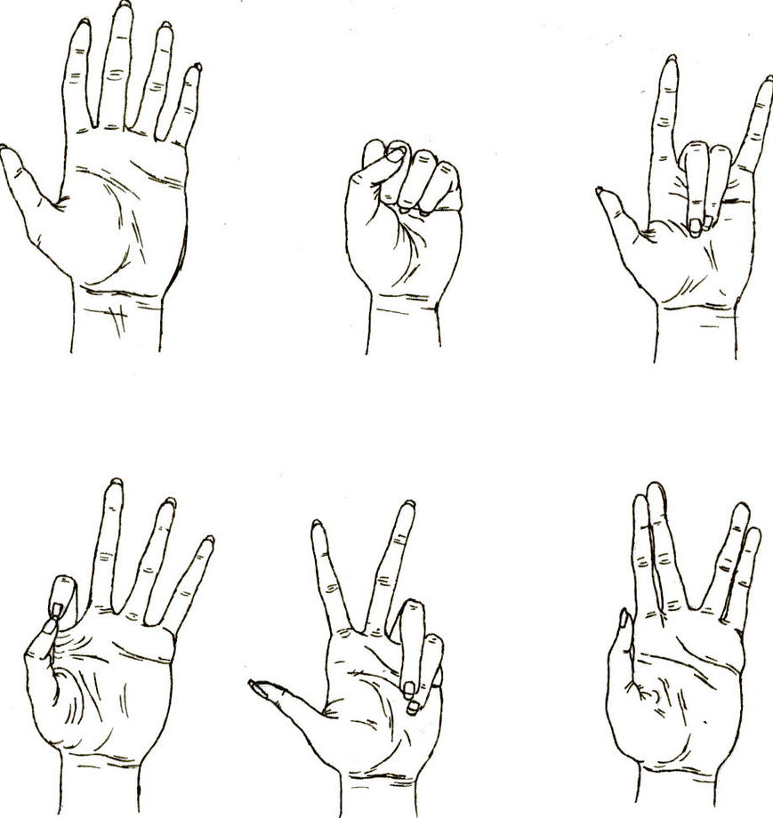 Images Of All Blood Gang Hand Signs Spacehero