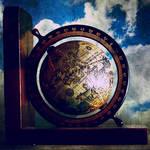 Sailing Earth by saki-jr