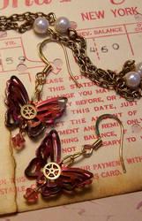 Time Keeper's Butterflies