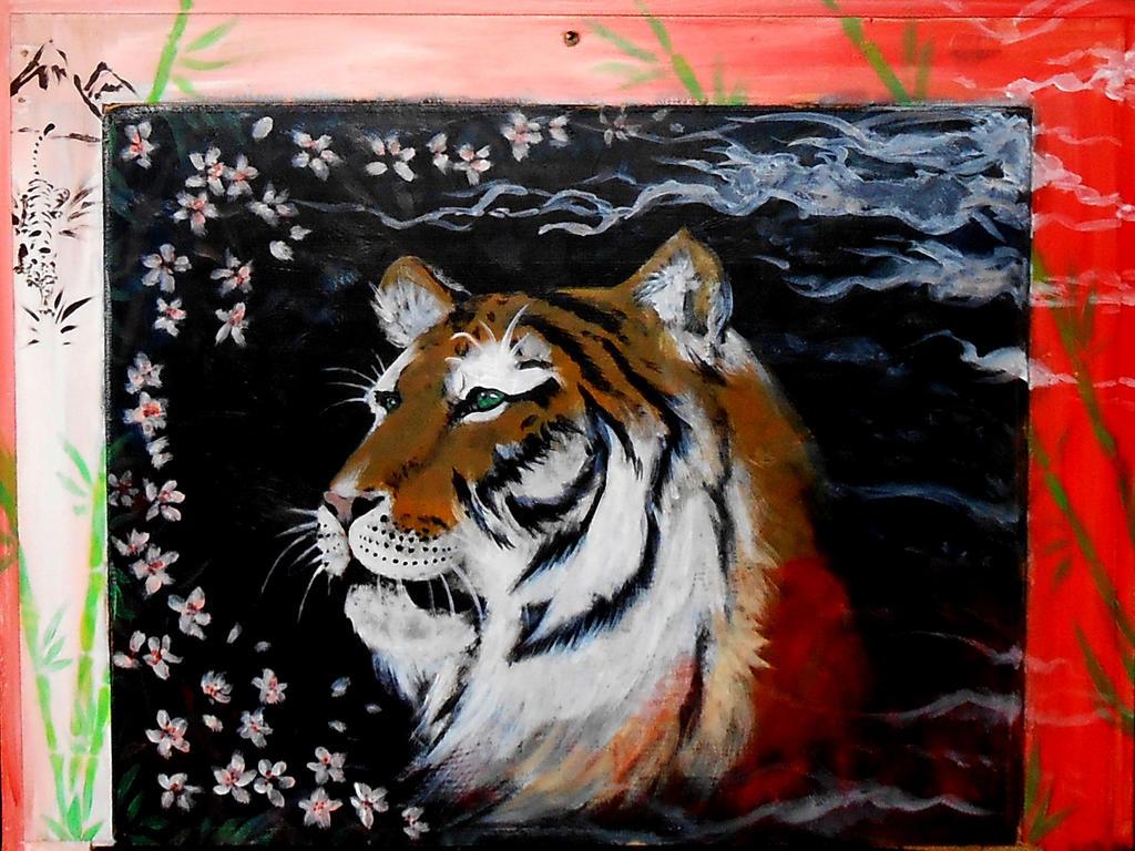 Tigre Jap by CateSith