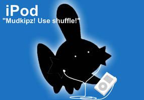 iPod-Mudkipz by krispykrunchy