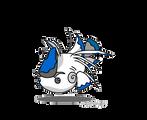Sapphireback Lionfish by krispykrunchy