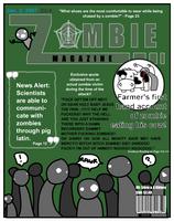 Zombie Magazine by krispykrunchy