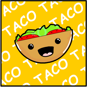 Taco by krispykrunchy
