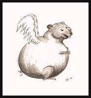 Fatso Hamster by Avalancha