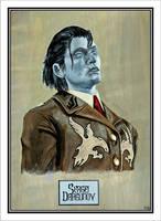Dragunov Portrait by Avalancha