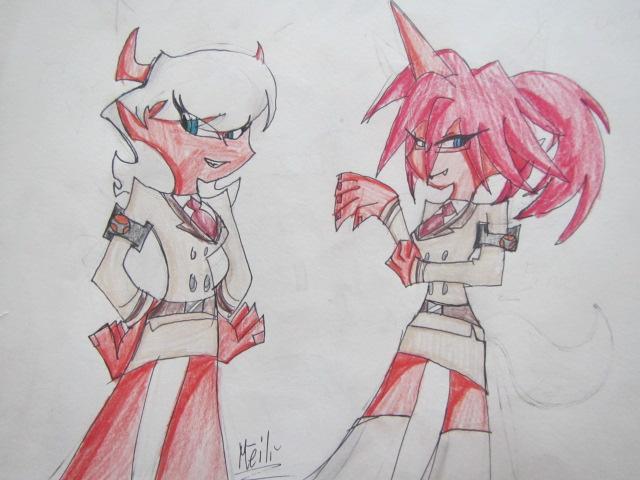Demon Version by funnyhedgehog23