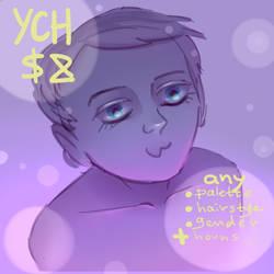 Portrait [Open YCH]