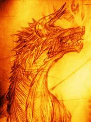 -Chimeric Dragon- by xXElr0sXx