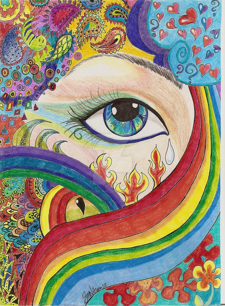 Eye Think Eye Can... by Jerzee-Girl