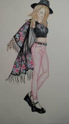 Kimono Chic by Jerzee-Girl