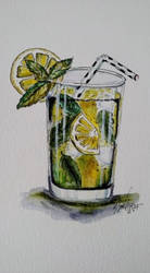 All you need is a Mojito by Jerzee-Girl