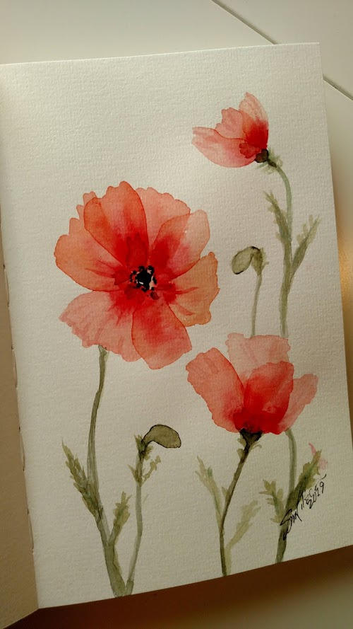 More poppies!