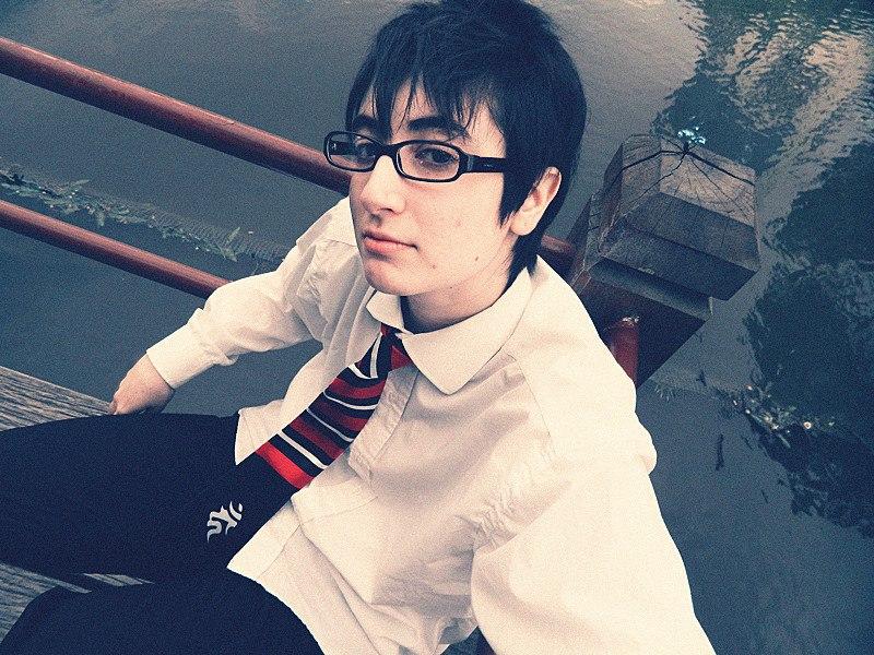 Yukio Cosplay by Alonexinheaven