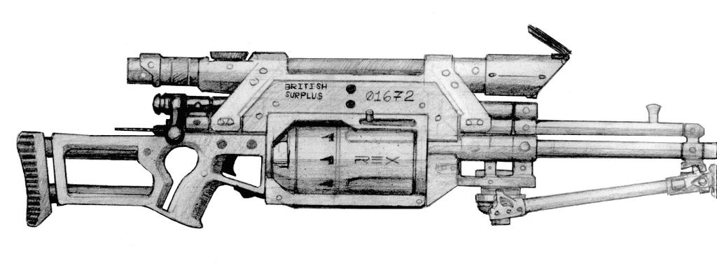 BSA SMX-16 Rex by Pyrosity