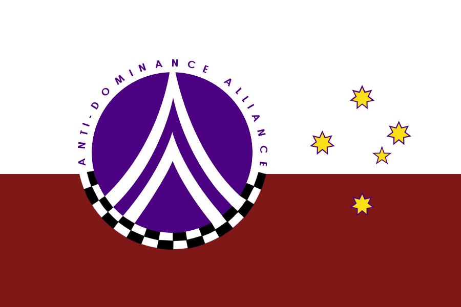 ADA Flag by Pyrosity