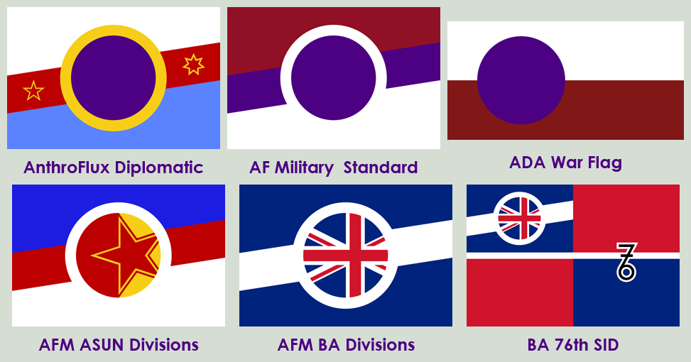 More flags... by Pyrosity