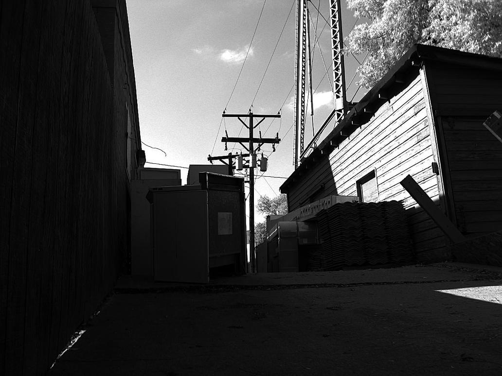 Alleyway by Pyrosity