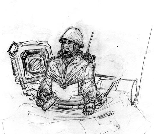 Commissar Vasili by Pyrosity