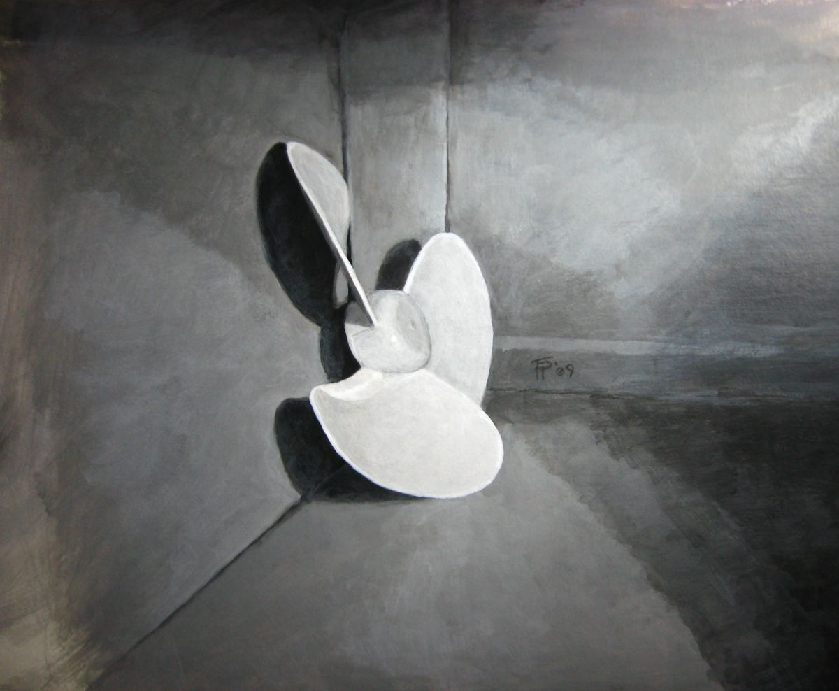 Propeller by Pyrosity