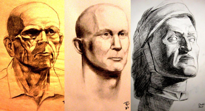 Portraits by Pyrosity