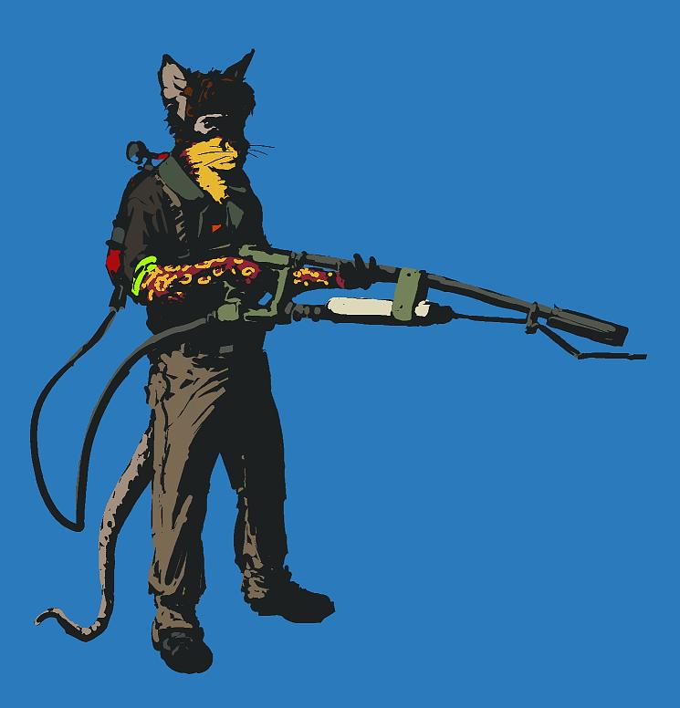 Torche Stencil by Pyrosity