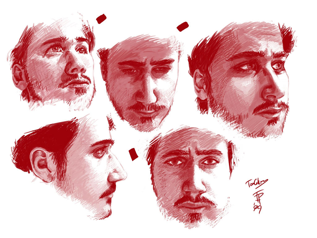 Face angles by Pyrosity