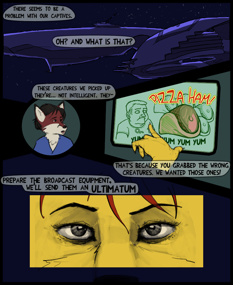 CT: Space Vixens 7 by Pyrosity