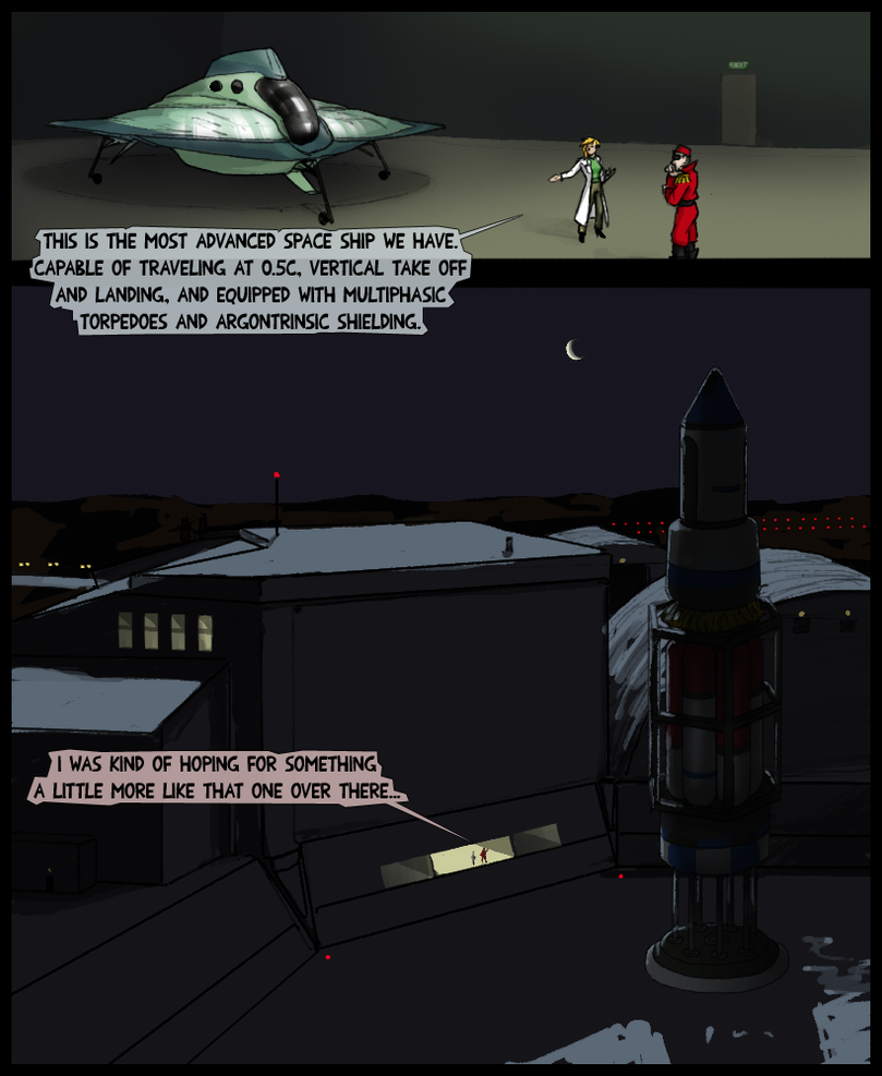 CT: Space Vixens 19 by Pyrosity
