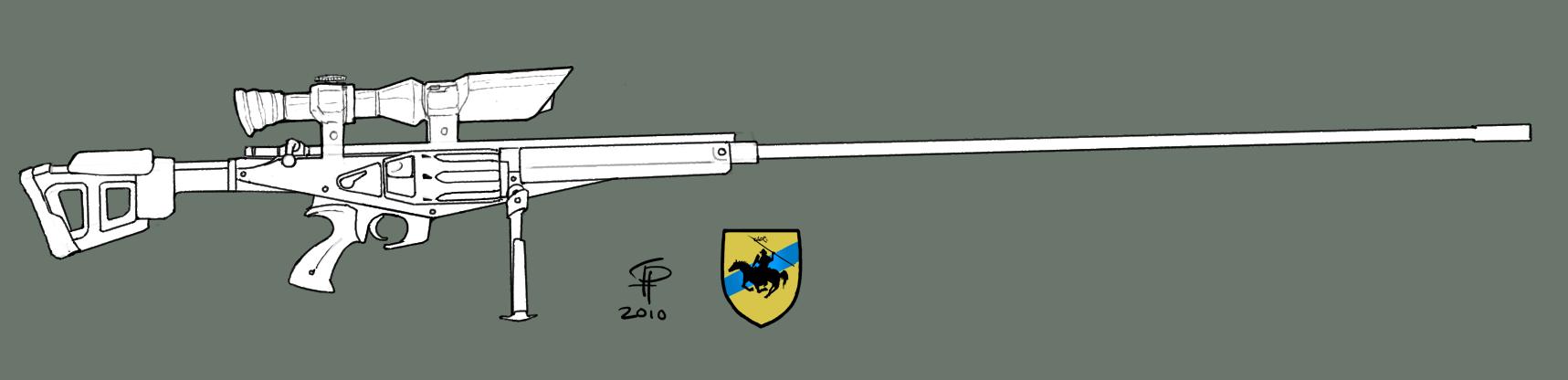 SMX-15 Raptor by Pyrosity
