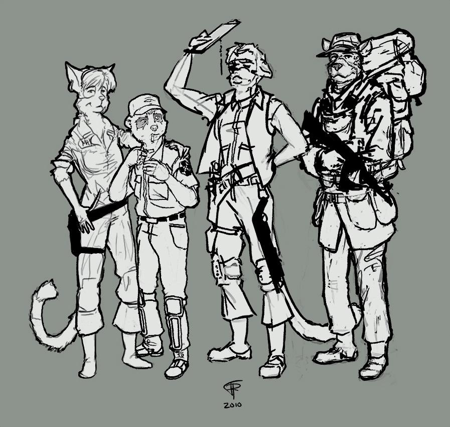 The Crew redo WIP2 by Pyrosity