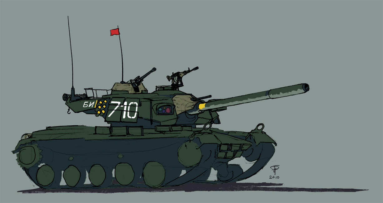 Type 117 by Pyrosity