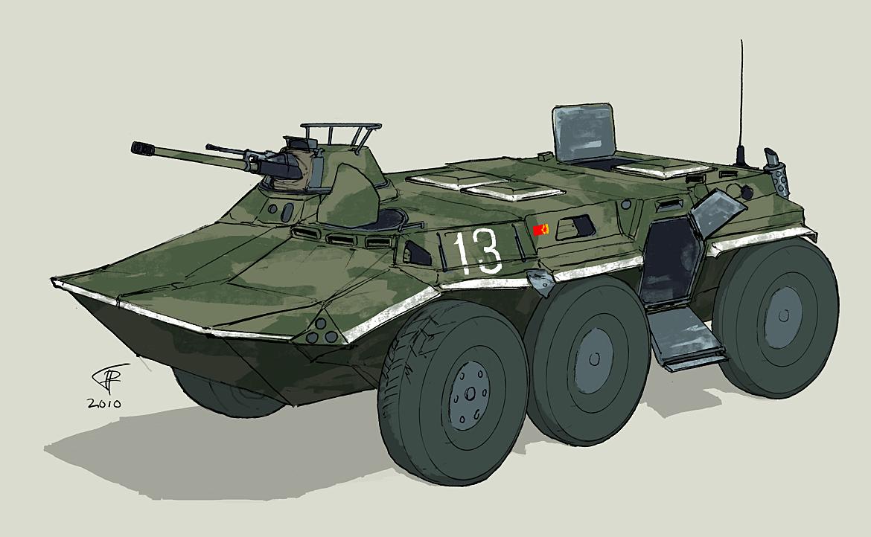 BTP-1 Skunk by Pyrosity