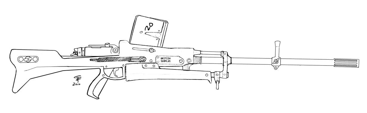 LR21 Lee Rifle by Pyrosity