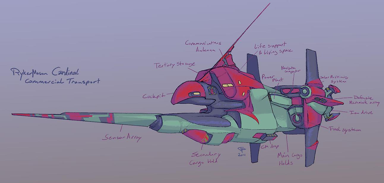 Ryker-Mason Y39 Cardinal by Pyrosity