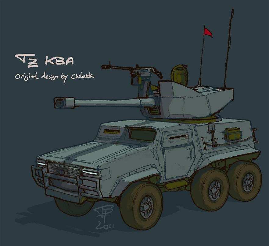 TZ KBA by Pyrosity