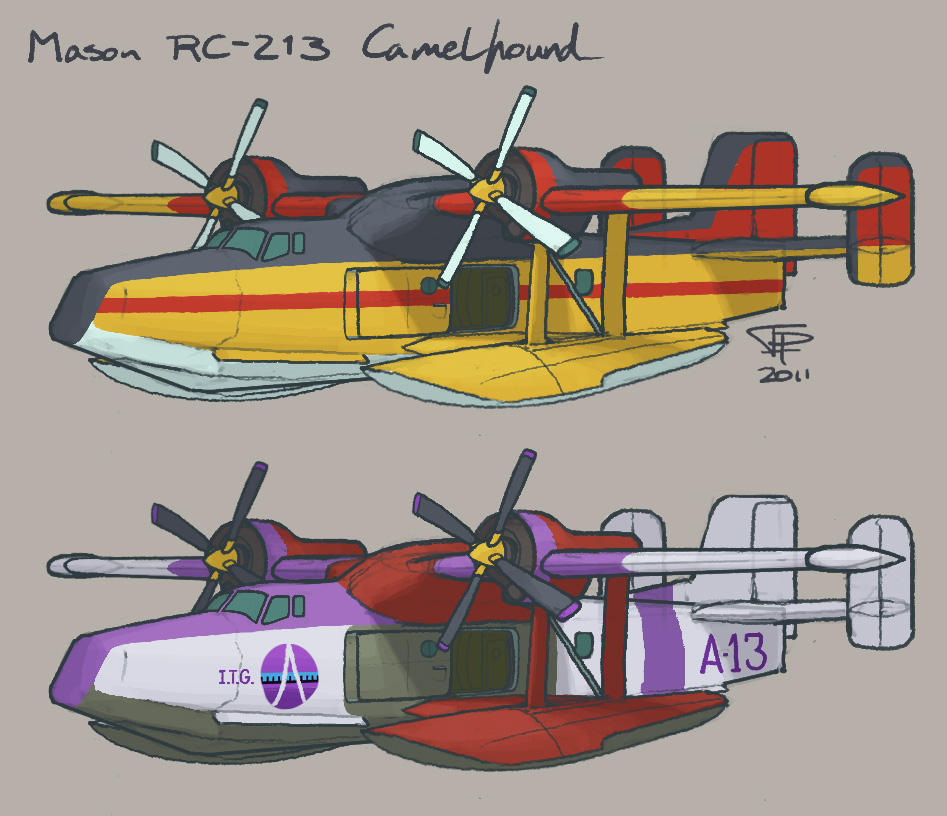 RC-213 Camelhound by Pyrosity