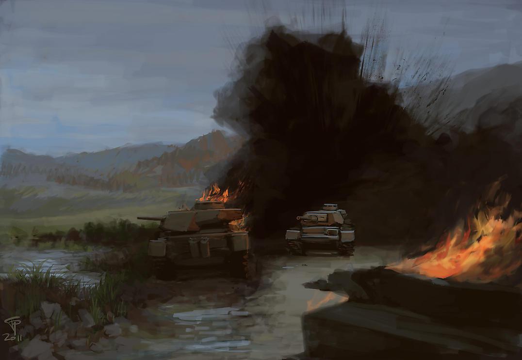 Ambush by Pyrosity