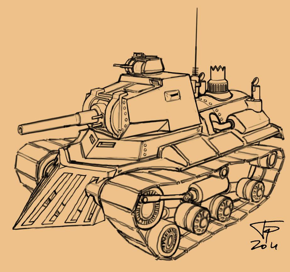 Steam tank by Pyrosity