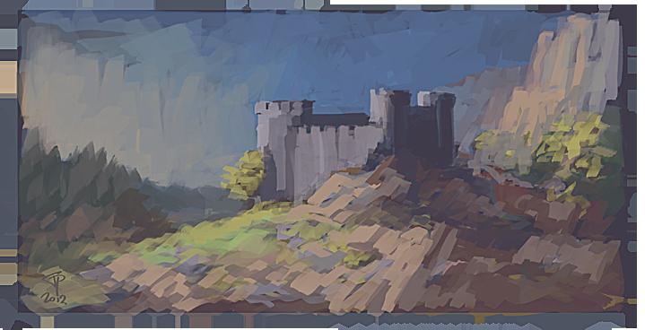Speed - Castle by Pyrosity