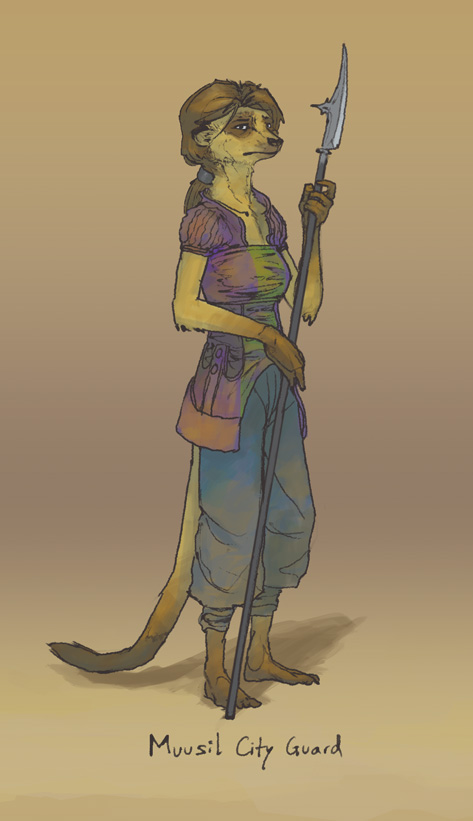 Muusilin Guard by Pyrosity