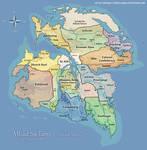 Mhad Su Tarre Political Map c.371
