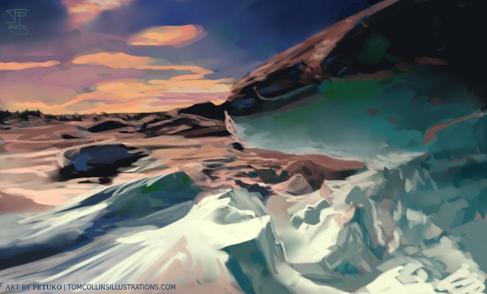 Study: Polar 1 by Pyrosity