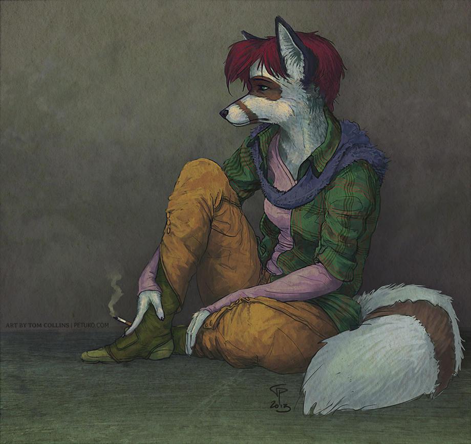 Flannel by Pyrosity