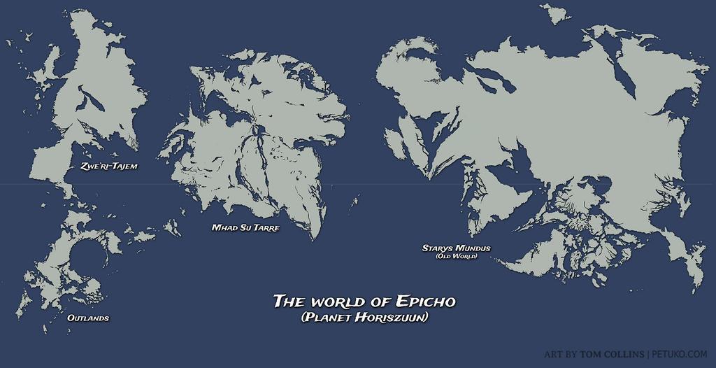 World of Epicho by Pyrosity