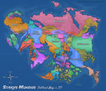 Starys Mundus Political Map