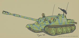 Type-47 / SP-112 Tank Destroyer